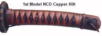 nco copper hilt